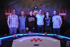 Winamax Poker Open Dublin 2013 - Finale