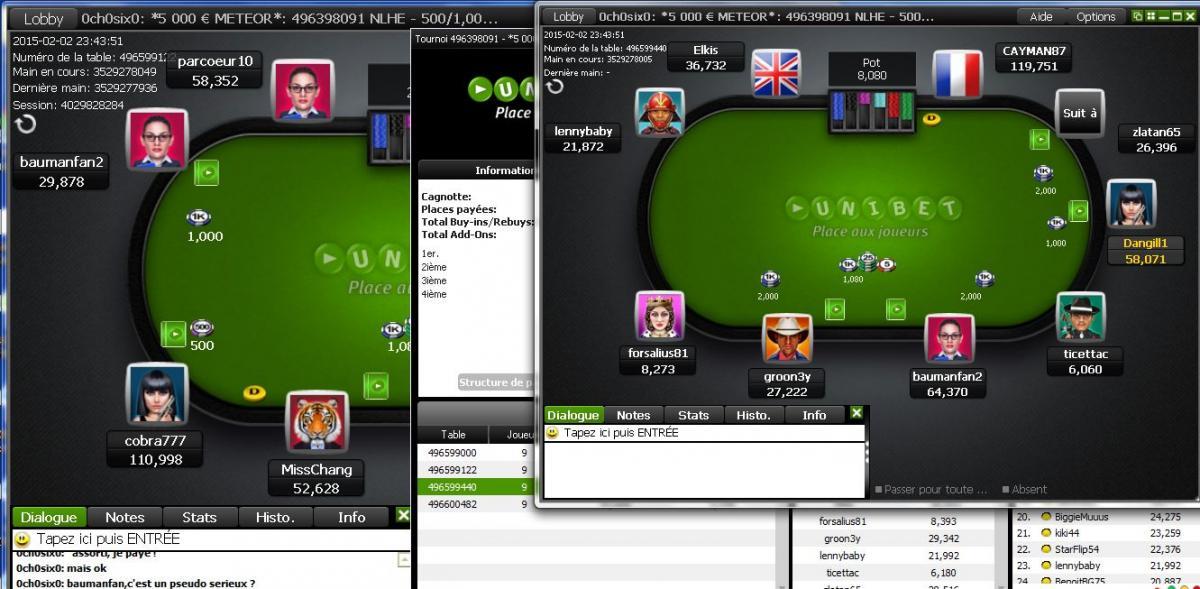 Club poker net forum