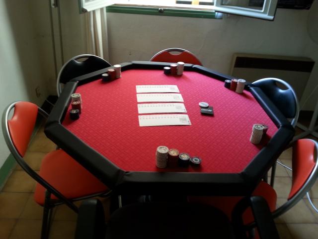 Matériel de poker