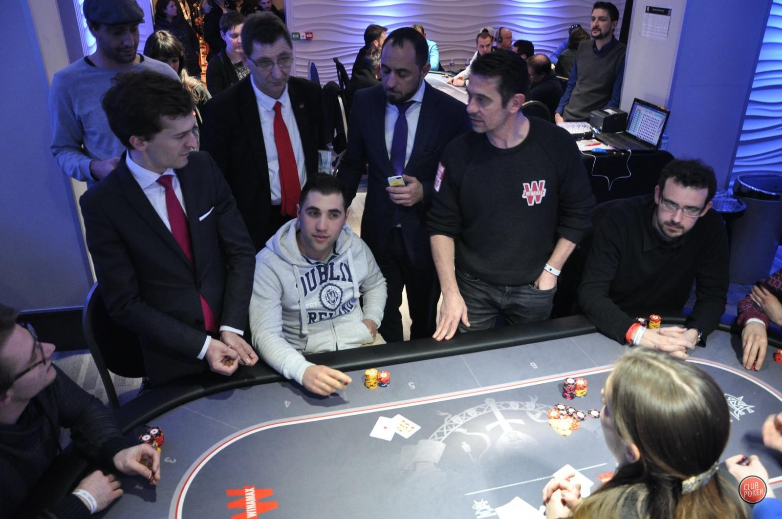 Club de poker dans le 78