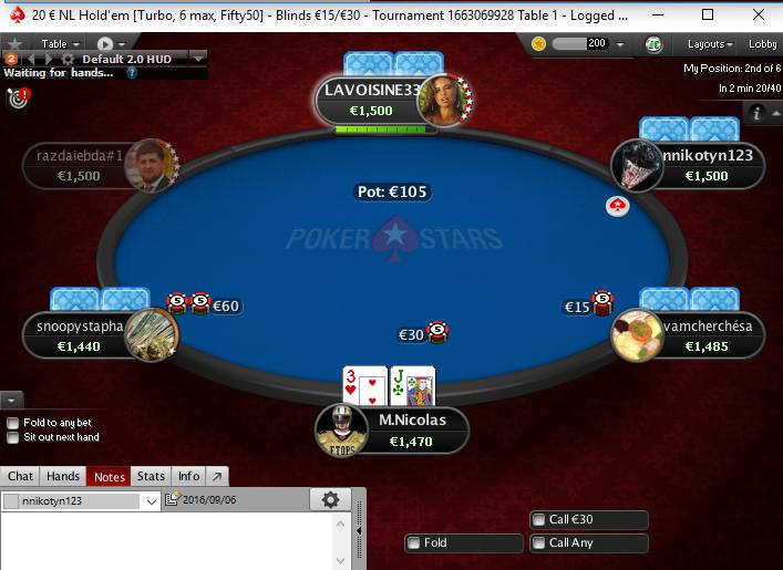 Poker f50