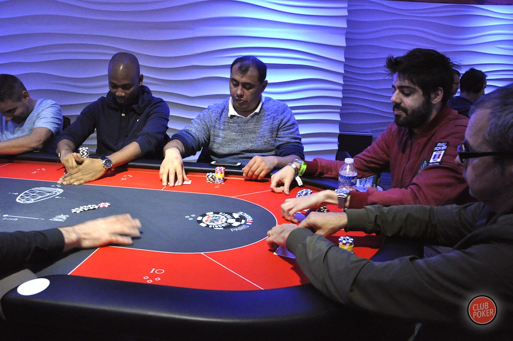 Club de poker 74