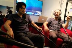 Kazuma Fujiyama et Steven Liardeaux