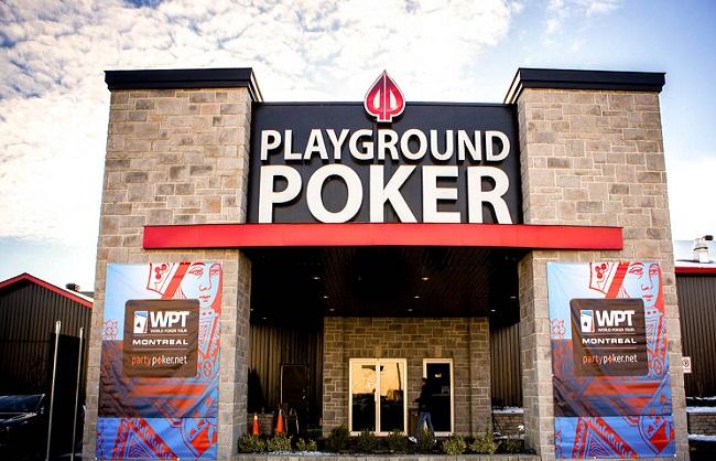Poker montreal 2018