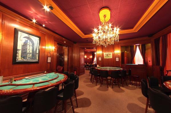 AVIATION CLUB DE FRANCE - Paris - Cercle poker | Allô Poker