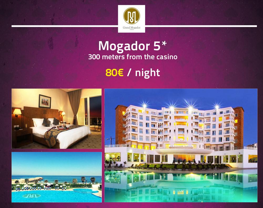 Hotel & Casino Malabata Tanger