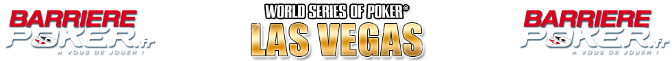 Super Satellite WSOP Las Vegas