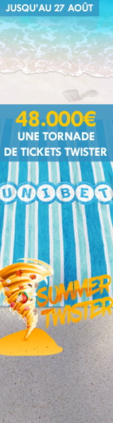 Unibet : Summer Twister