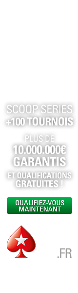 PokerStars : SCOOP 2018
