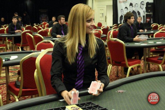 Poker bomb club