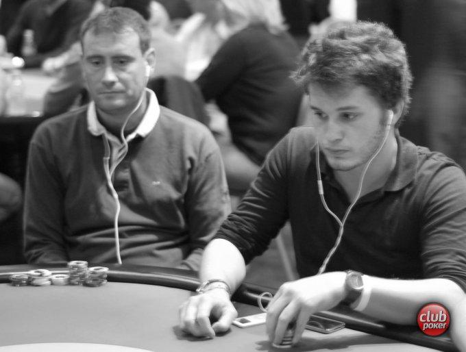 Victor delmas poker