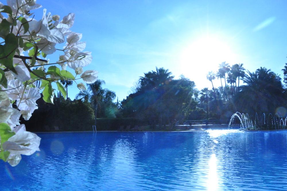Marrakech poker open le coverage ensoleill de la for Club piscine soleil chicoutimi