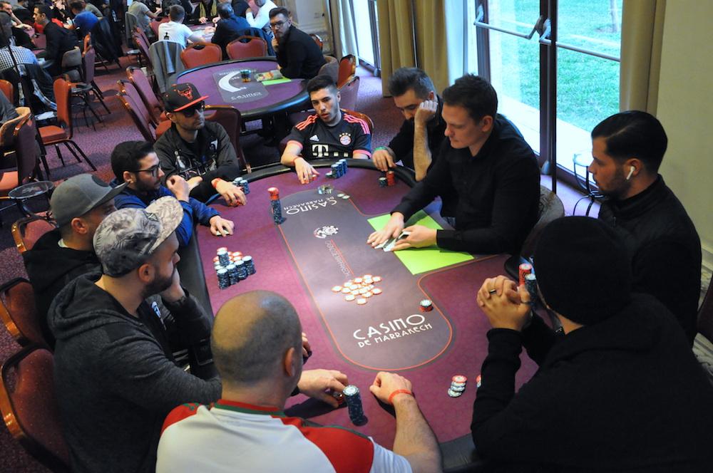 Tournoi poker marrakech septembre 2018 casino del sol comp rooms