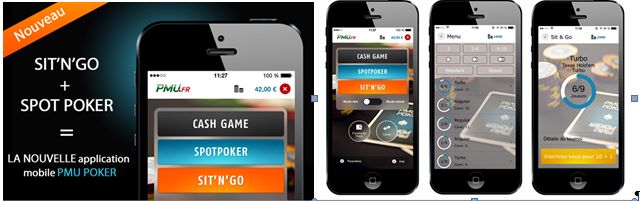 Pmu poker application android