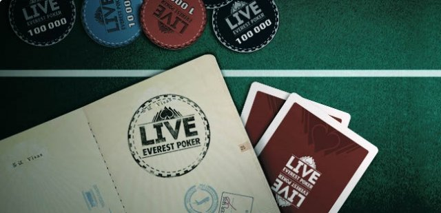 Everest Poker Live visuel
