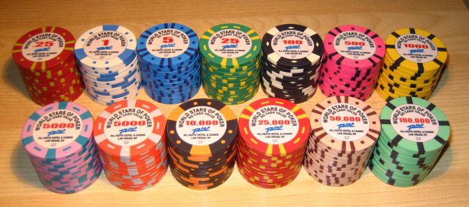 Paulson casino chips 10