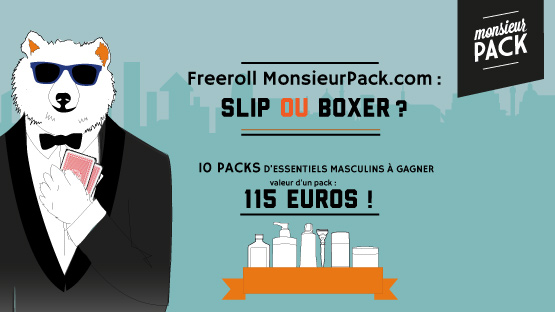 MonsieurPack.com