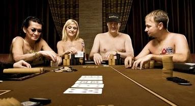 jouer au poker a poil comme les pros