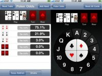 Poker Odds iPhone