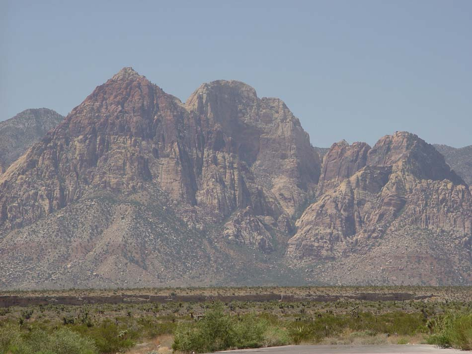 Red Rock Canyon - 2