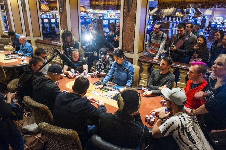 2016 World Poker Tour Five Diamond