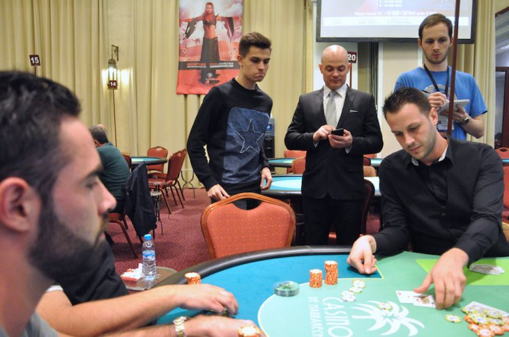 Marrakech Poker Open : match à trois sur le High Roller