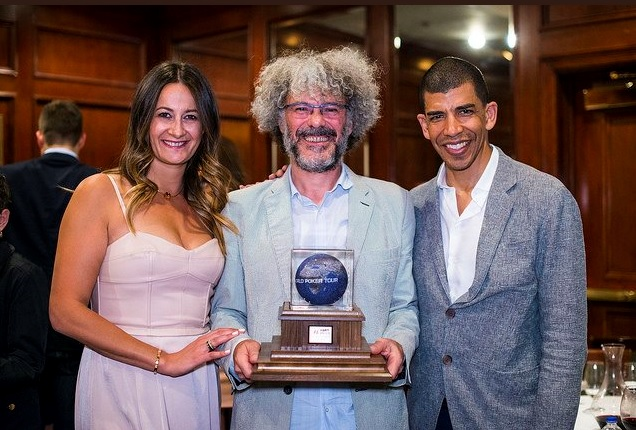 WPT Honors Award : Bruno Fitoussi mis à l'honneur par le World Poker Tour