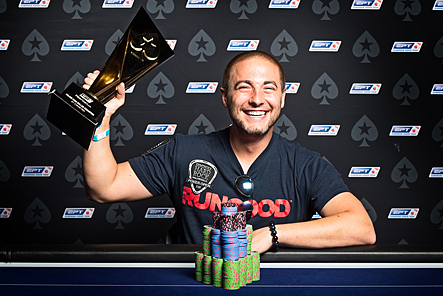 EPT Grand Final : Chance Kornuth vainqueur du 10 300 € High Roller