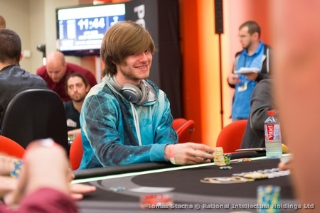 SCOOP de PokerStars.com : le Main Event pour l'inarrêtable Charlie Carrel