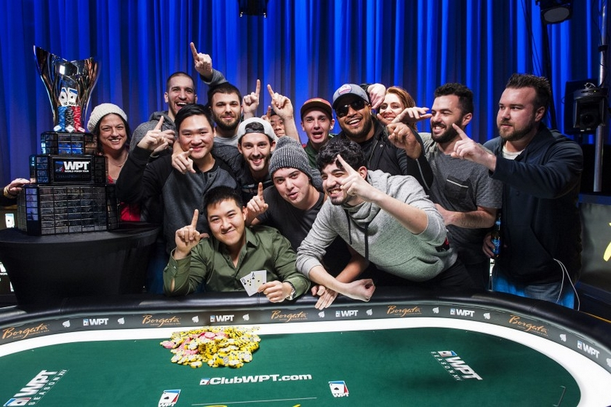 Chris Leong vainqueur du WPT Borgata Winter Poker Open