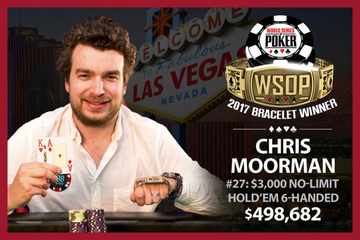 Chris Moorman, David Bach et les autres : what's up, WSOP ?