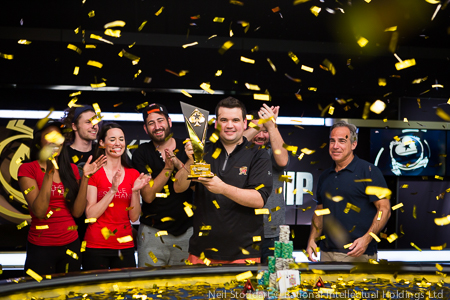 PokerStars Championship Bahamas : Christian Harder et Luc Greenwood sacrés