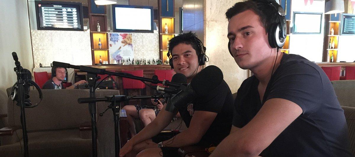 Club poker radio podcast