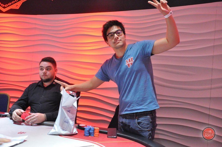 WiPT High Roller : Pierre Calamusa toujours au top