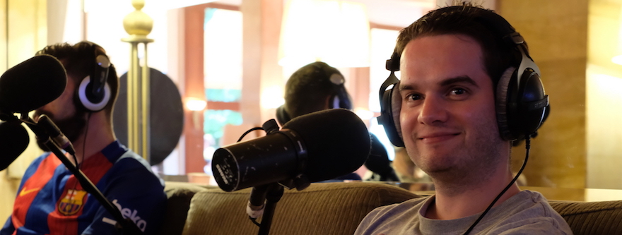 Club Poker Radio S10E34 en direct du Sismix Marrakech