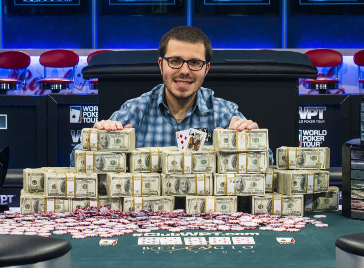 WPT Five Diamond World Poker Classic : Dan Smith et Daniel Negreanu au sommet du High Roller