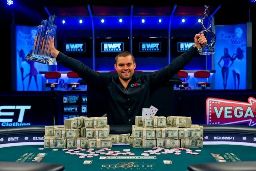 WPT World Championship : David Sands vainqueur du Super High Roller