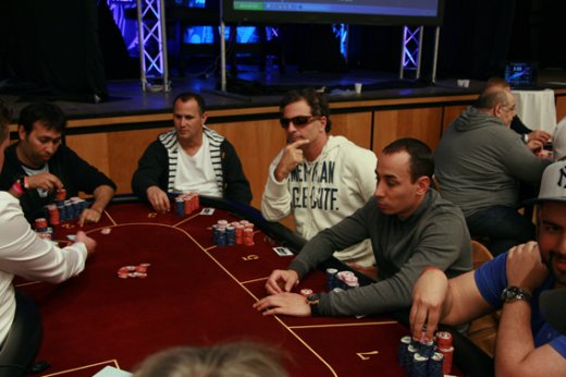 WPT National Annecy : la table finale en streaming