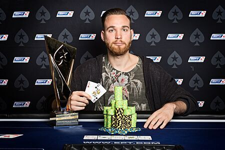 EPT Grand Final : Fabian Quoss vainqueur du 50 000 € High Roller
