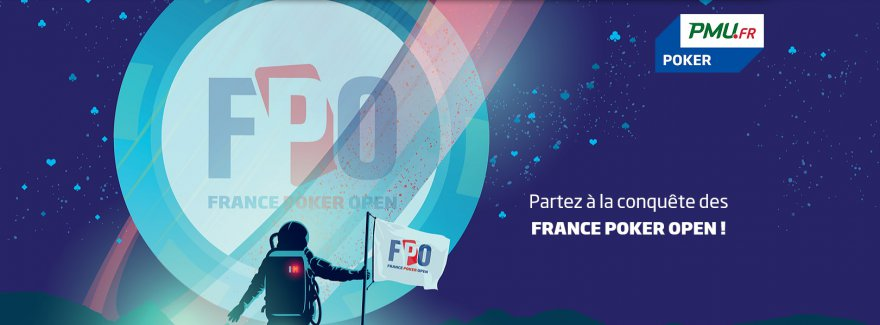France Poker Open by PMU : le calendrier (presque) complet de la saison