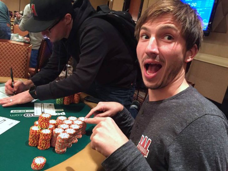 World Series Of Poker : Guillaume Diaz déploie ses ailes