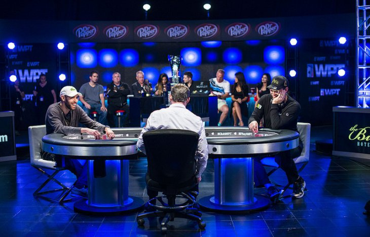 WPT Legends of Poker : Art Papazyan frustre Phil Hellmuth