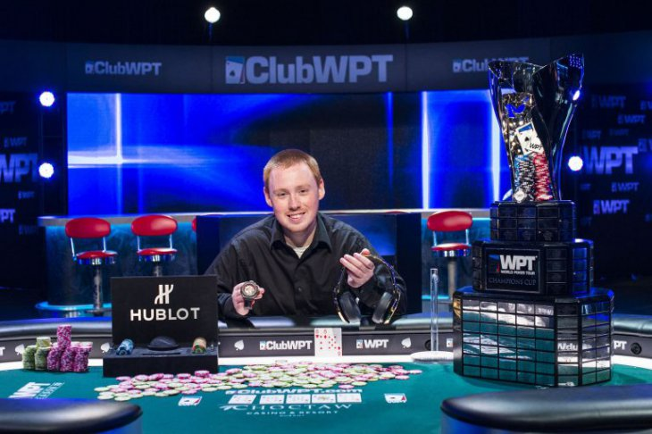 WPT Choctaw : James Mackey vainqueur, Benjamin Zamani second