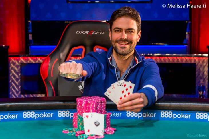 World Series Of Poker : au tour de James Obst