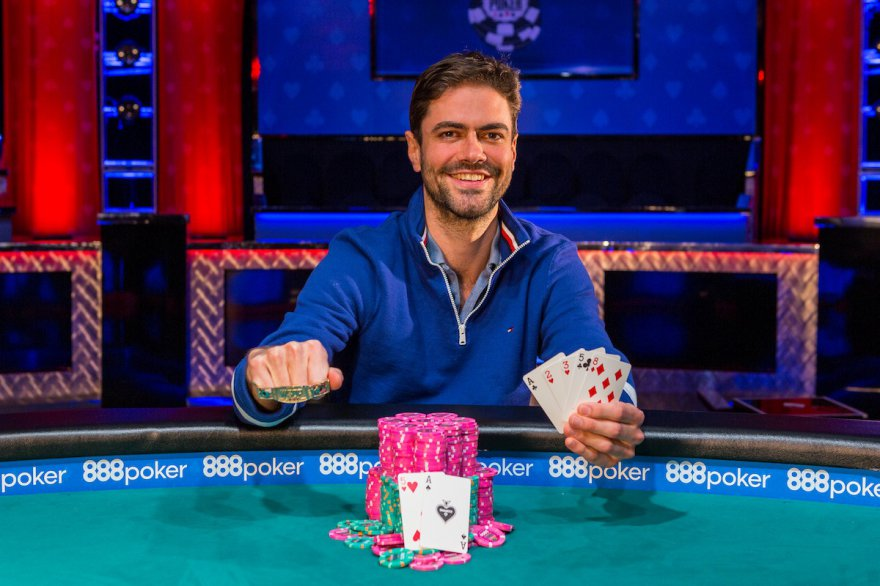 James Obst : interview de l'homme en forme des WSOP