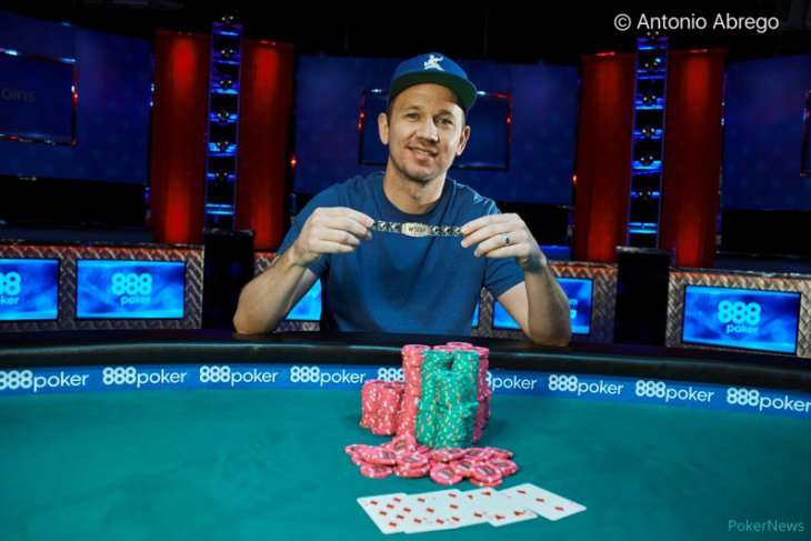 World Series Of Poker : John Monnette décroche son 3e bracelet