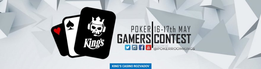 King's Poker Gamers Contest
