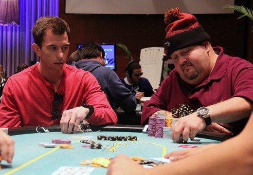 Michael shannon poker