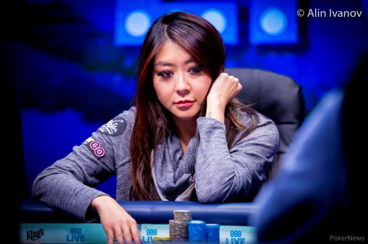 Main Event des WSOP Europe : Maria Ho poursuit son récital