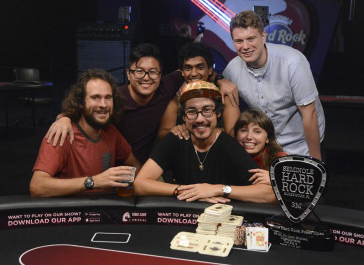 Seminole Hard Rock Poker Open : le Main Event pour Martin Kozlov
